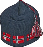 Norwegian Flag Winter Hat