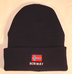Scandinavian Knit Hat