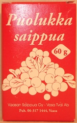 Sauna Soap, Lingonberry